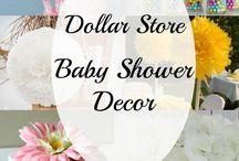 Baby shower parti
