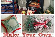 Seasonal Pins from Best of FPI / by Mary @ Front Porch Ideas and More