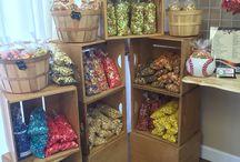 Retail popcorn
