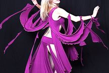 belly dance custome