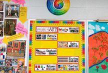 Art Classroom Decorating Ideas