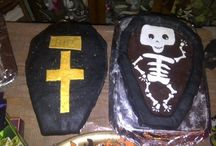 Imagination and not a lot else ! / Cakes that have come out of imagination and suggestions
