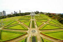 Curitiba/PR / Fotografias da capital paranaense Curitiba, cidade onde encontra-se a sede matriz da ASAP Log | Soluções em Logística.