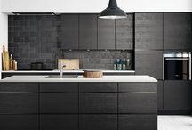 Kjøkken / Innredning av kjøkken
