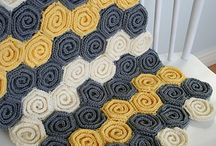 Crochet - Blanket Patterns / by Jacque St.Clair