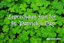 St. Patricks day! / by Lyn McLeod