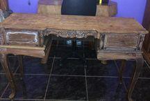 Meu Restauro/Móveis Antigos / Restauro móvel antigo