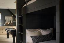 Boys bedroom cottage