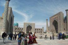 Central Asia / ユーラシア大陸の深奥、知られざる中央アジアの見どころをご案内します。
