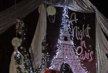 PARIS & MOULIN ROUGE Party Ideas / pARTY IDEAS