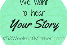 The #52WeeksofMotherhood Project / Sharing stories about #pregnancy, #birth, and the #postpartum period. To be featured as part of the project, contact me at info@novadoulaservices.org