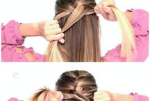 French braids tutorial
