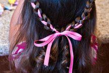 Domar cabelos