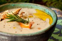 Recipes-Soups / by Annette McMillan