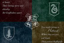 Harry Potter / I solemnly swear that I am up to no good...