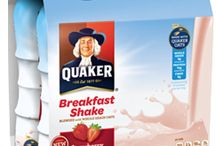 Favorite Quaker Products Board