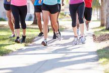 program fitness / tablica jest o tym,jak wrócić do formy po ciąży