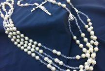 Bodas / Me gustan las bodas románticas, bohemias, al aire libre... con un toque vintage, y con perlas.