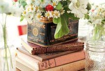 Украшаем дом цветами / 10 идей, как украсить дом цветами