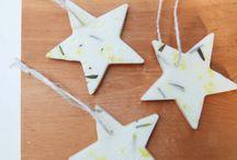 DIY star soap