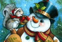 Weihnachten / Winter