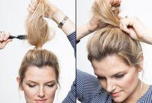 Everyday hairstyles