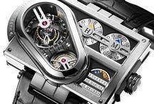 Beautiful Watches / by Jean-Pierre Németh