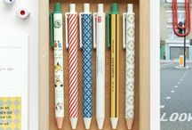 Stationery - Writing Utensils / Pen, pencils, and the like.