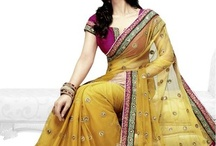 Drape the ELEGANCE! / Sarees are the essence of our culture...This category highlights the evocative n feminine Saree designs to simply up your Oomph factor! Click to check http://bit.ly/KWfYnf