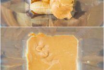 Muffins flourless / Peanut butter choc