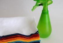 Paperless Living / Birdseye Diaper Cloth  / by Danielle Perugini