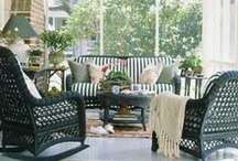 Decorating our front porch / by Joleen Sylvester