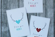 Printing / A place to find free printable decorations for holidays and occasions.