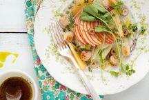 Gorgeous food photography / by Elizabeth Mackey
