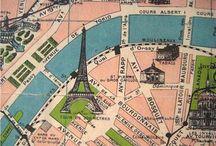 La Tour Eiffel / by Franny Rose