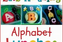 Alphabet lunches by eats amazing