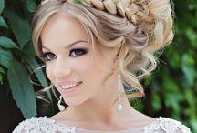 Hairstyles - Bridal