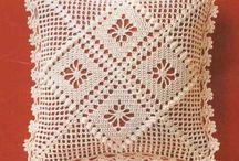 Filet cushions