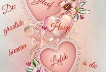 Geloof Hoop Liefde / God se genade