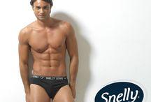Snelly Man / underwear and loungewear for Men
