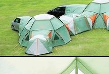 camping ideas / by alexis wells