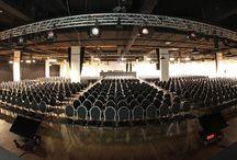 Willkommen in der Convention Hall / Hotel MOA Berlin