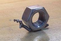 metal rzeźba