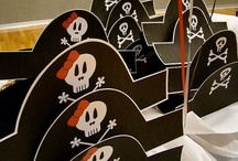 Argh! Ahoy Matey... / Pirate Party Ideas / by SookEe Designs