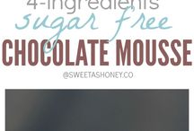 Clean Desserts / A collection of the best clean desserts on the web like clean eating brownies, clean eating cookies and more healthy dessert to enjoy a sweet treat without guilt!