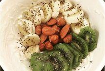 Porridges / Des recettes simples et rapides de porridges fait maison et autres variantes pour un petit-déjeuner plein d'énergie !