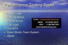 Loadrunner Online training / Loadrunner online Training by real time and highly experienced trainer. Loadrunner online Training covers advanced topics in Vugen scripting, Controller and Analysis. Performance bottleneck analysis, O/S monitoring and Database monitoring will be covered as part of the training, we are one of the best training institute for Loadrunner training.  We will provide training on Jmeter also. http://www.keylabstraining.com/loadrunner-online-training Contact us on : info@keylabstraining.com