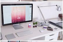 Home office/ työhuone