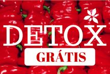 Detox, Testado e Aprovado! Por Mel Votta