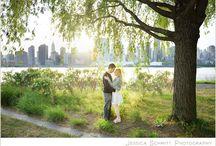 Long Island City Wedding Engagement Photography